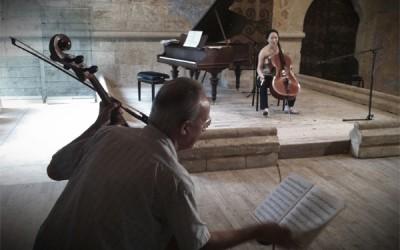 "DVD du documentaire ""Lluis Claret, Master Class à l'Abbaye"""