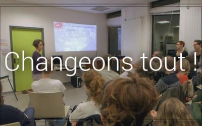 Adrian Claret-Pérez monte un documentaire pour France 3