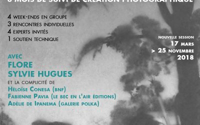 MARS 2018 – FotoMasterclass#2 avec Sylvie Hugues et FLORE – COMPLET